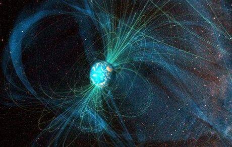 یافته جدید دانشمندان درباره میدان مغناطیسی زمین