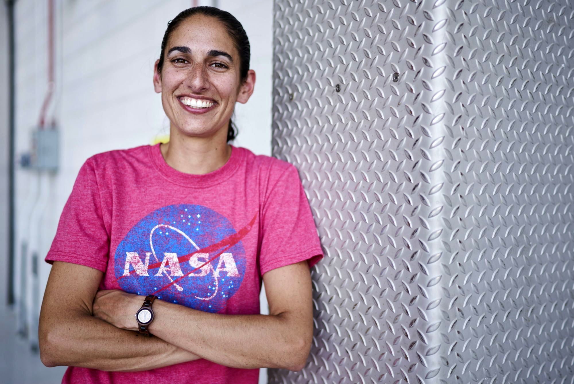 NASA is finally bringing on new astronauts — including this cool chick