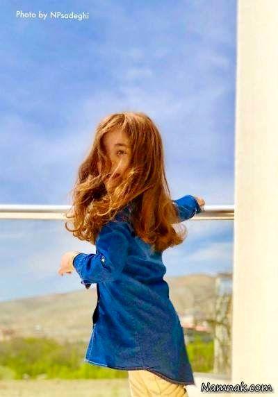 دختر رضا صادقی