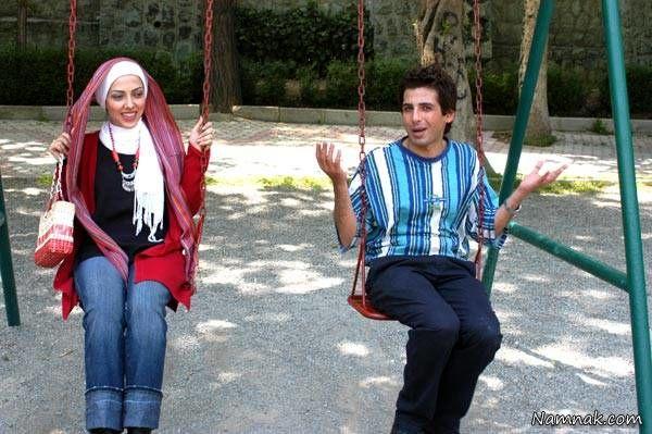 حمید گودرزی و لیلا اوتادی در فیلم چپ دست