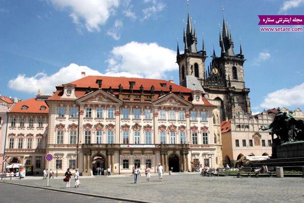 کلیسای بانوی ما، پراگ، اروپا،جمهوری چک