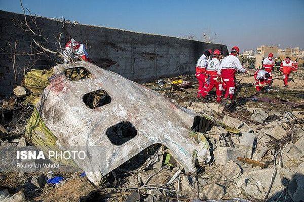 انفجار هواپیمای اوکراینی با یک علت جدید- شایعه یا واقعیت!