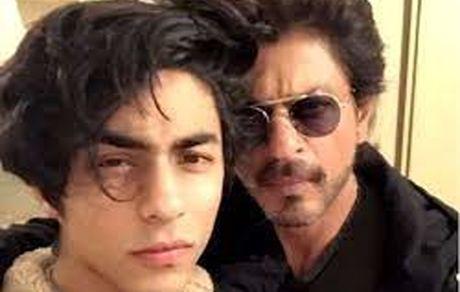 دستگیری پسر شاهرخ خان درهند