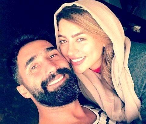 خوش گذرانی لاکچری هادی کاظمی و همسرش در کیش + تصاویر