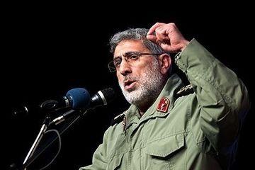 سردار قاآنی:در گرفتن انتقام شهید فخریزاده همپیمان میشویم