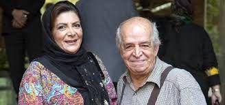 آخرین عکس محسن قاضی مرادی در کنار همسرش / عکس