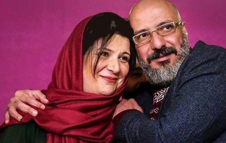 خوش گذرانی لاکچری ریما رامین فر و همسرش در کیش + تصاویر