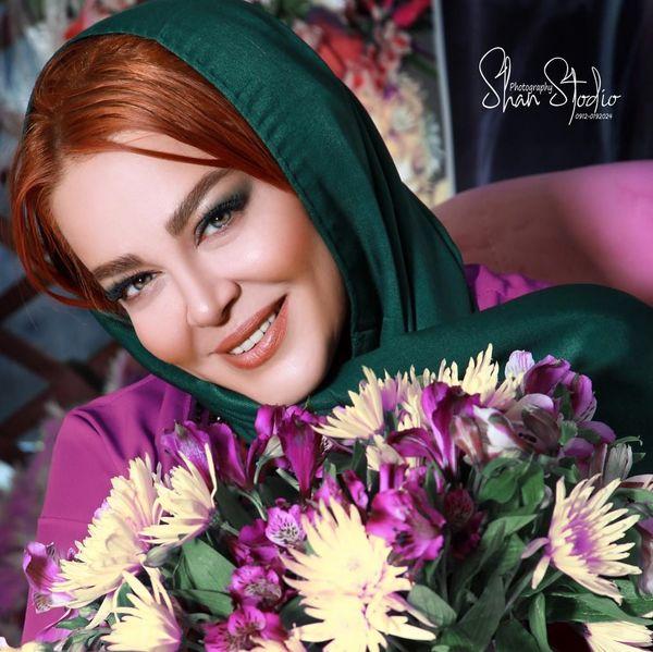تصاویری جالب از بهاره رهنما بازیگر ایرانی  +فیلم و عکس