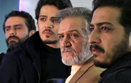 مردان خشمگین سریال گاندو + عکس