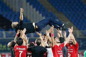 تراکتور قهرمان جام حذفی شد