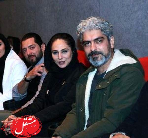 رعنا آزادی ور ازدواج خود با مهدی پاکدل را رسما تایید کرد + عکس