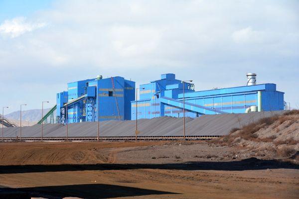 رکورد تولید گندله در فولاد خراسان شکسته شد