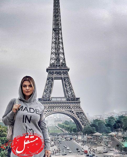 دنیا مدنی در پاریس + عکس