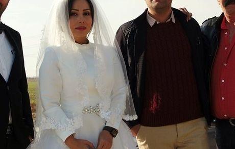 پرستو صالحی عکس های لو رفته از مراسم ازدواج و همسرش  + بیوگرافی و تصاویر