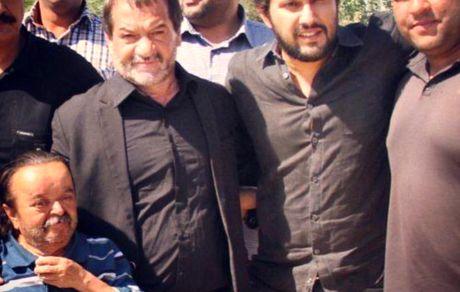 حامد بهداد در جمع هوادارانش + عکس