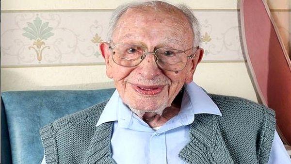 راز سر به مهر طول عمر مرد 109 ساله