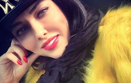لیلا اوتادی|عکس لو رفته از حرکت عجیب + تصاویر جنجالی