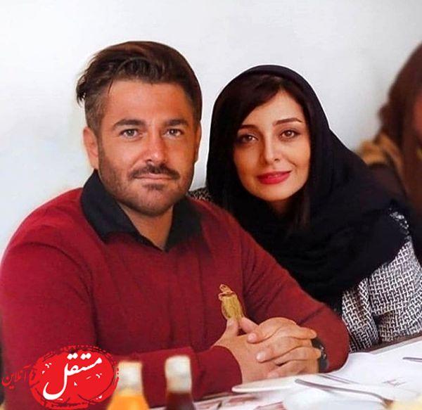 محمدرضا گلزار و ساره بیات + عکس