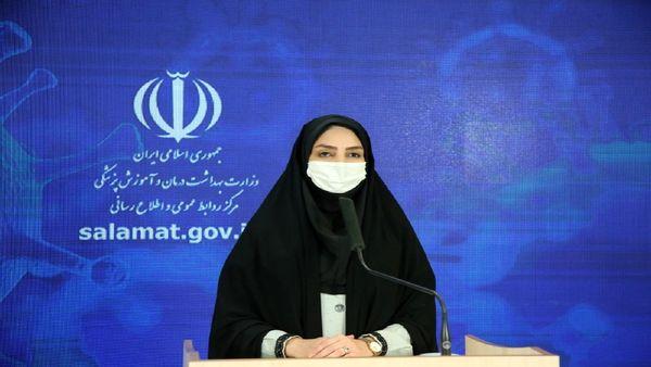 آمار کرونا در ایران 11 مرداد