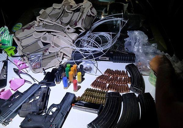 جزئیات بازداشت اعضای باند سرقت مسلحانه از طلافروشیهای تهران، قم و اصفهان
