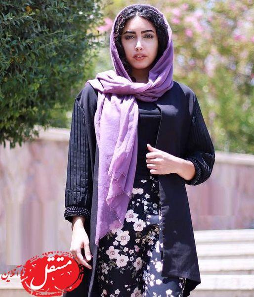 ساناز طاری کشف حجاب کرد + عکس و بیوگرافی