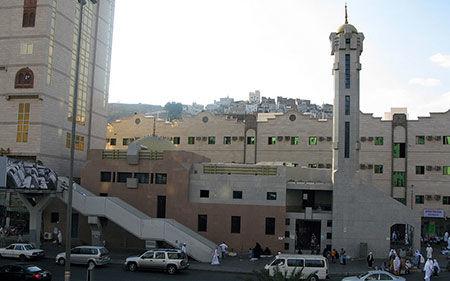 مسجدی که جنیان در آن به اسلام ایمان آوردند!