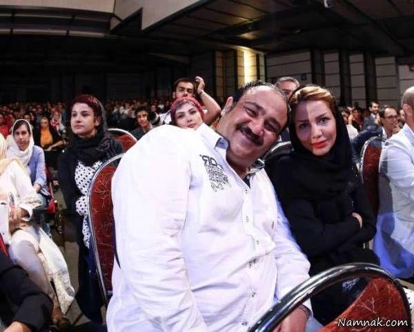 همسر مهران غفوریان