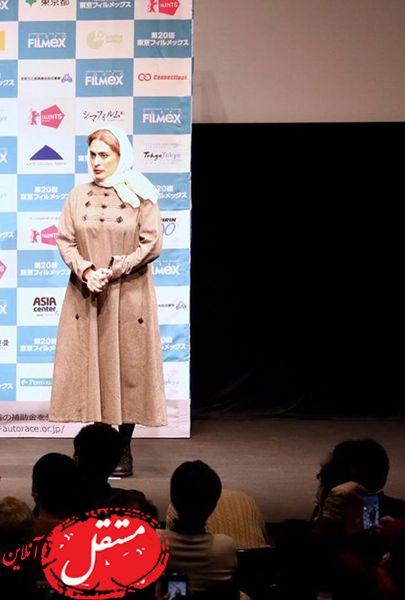 بهناز جعفری در داوری فیلمکس توکیو + عکس