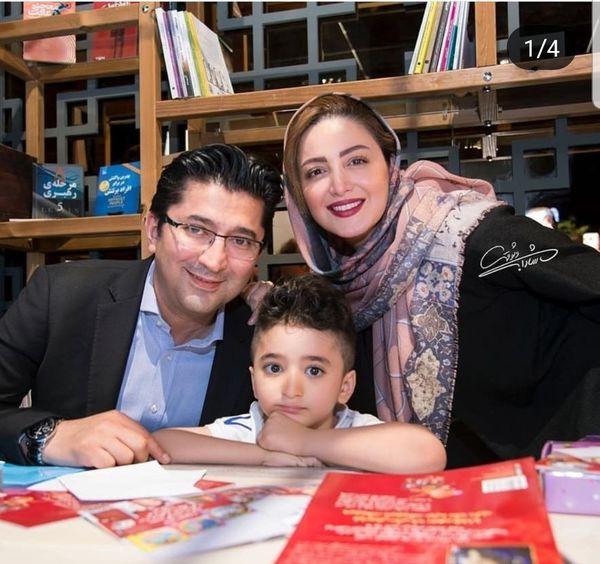 شیلا خداداد و همسرش در کافه + عکس