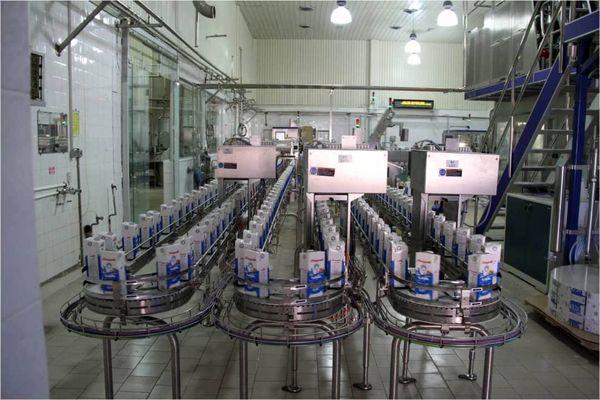 جایگزینی گرانول تولید داخل در بسته بندی شیر پگاه