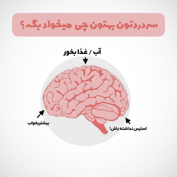 سردرد ها به شما چه می گویند؟