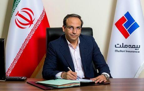 ضریب نفوذ بیمه در ایران یکسوم میانگین جهانی است