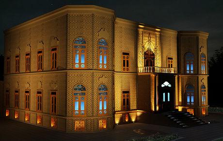 موزه آبگینه تهران؛ سفری در تاریخ به ظرافت شیشه و سفال + تصاویر