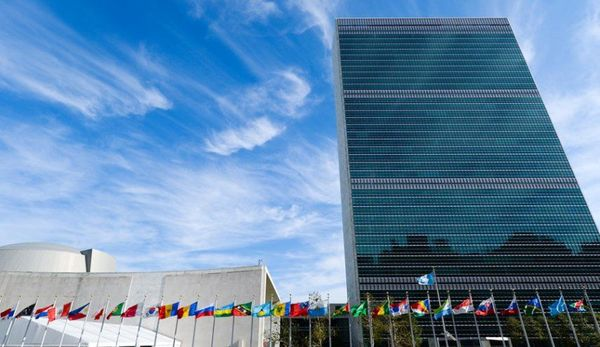 سازمان ملل خواستار حمایت بین المللی از ایران در مقابله با کرونا شد