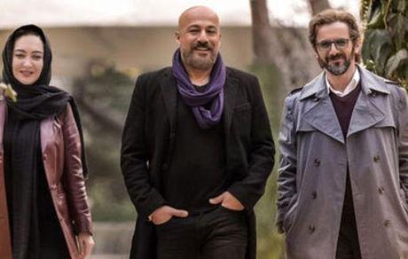 نیکی کریمی در کنار آقازادهها +عکس