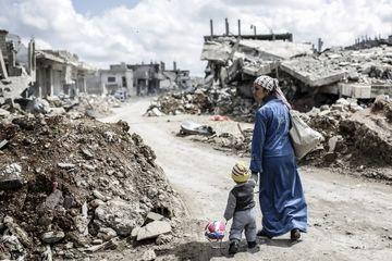 جنگ خاورمیانه، گرهی که با دندان هم باز نمیشود