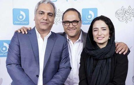 حرکات دیدنی مهران مدیری در کنسرت + فیلم و عکس