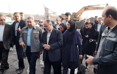 حضور سفرای جمهوری اسلامی ایران در منطقه گلگهر