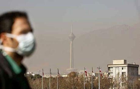 علت بوی بد تهران مشخص شد!