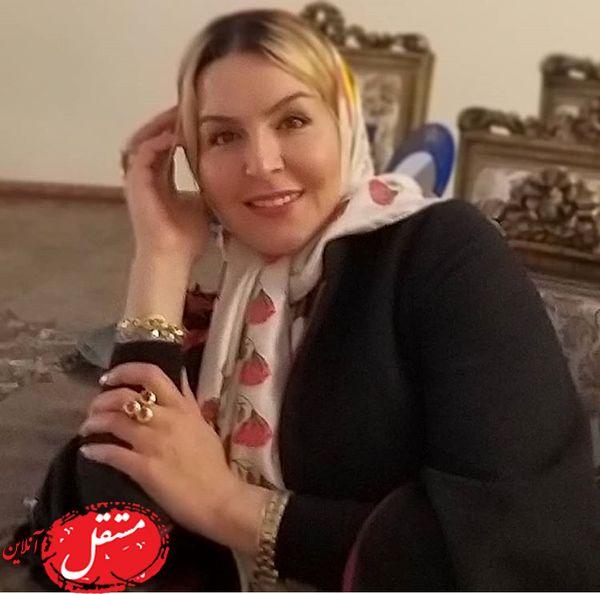 آزیتا ترکاشوند در یک مهمانی + عکس