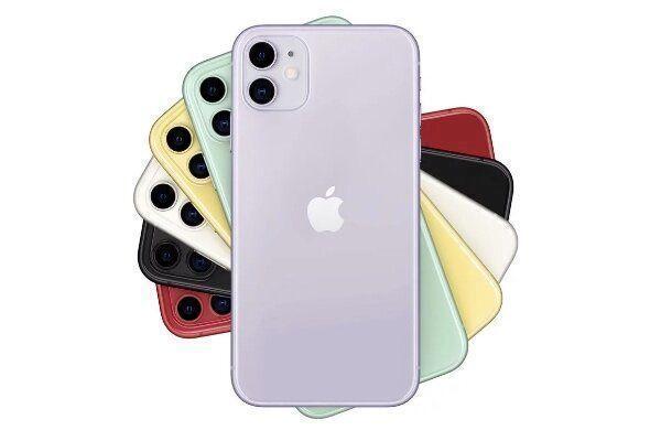 قیمت گوشی های آیفون در بازار 24 اردیبهشت + جدول