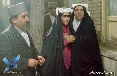 فاطمه گودرزی در فیلم غزال