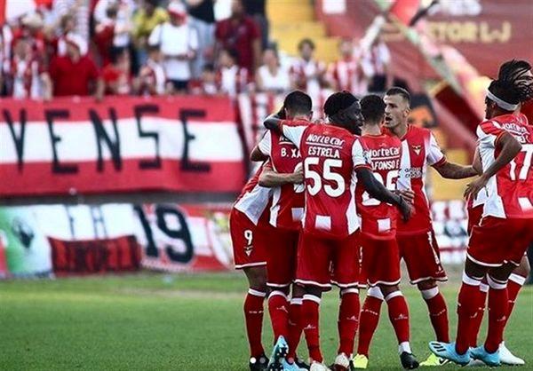 لیگ برتر پرتغال| شکست آوِس در شب گلزنی مهرداد محمدی