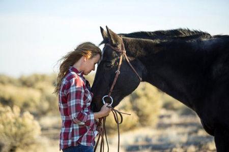 اسب درمانی ,تاثیر اسب درمانی برای بیماریهای روانی ,اسب سواری