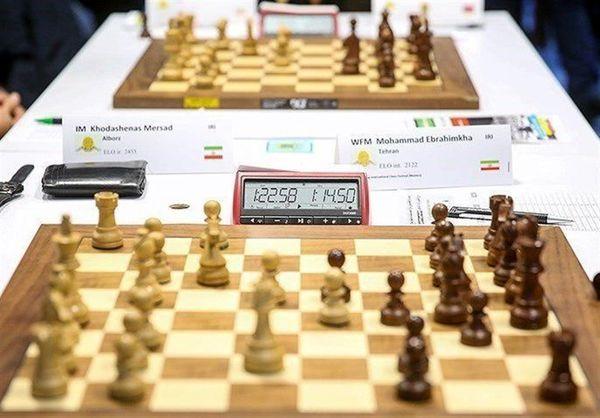 پیروزى شطرنج بازان ایران در مسابقات سوئیس