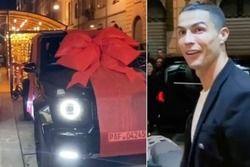 گران ترین هدیه ایی که رونالدو در طول عمرش گرفته است + عکس