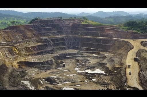 ایوانهو ماینز در جستجوی توسعه معدنکاری مس در کنگو