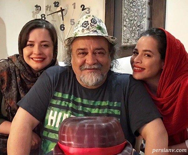 پوشش عجیب محمدرضا شریفی نیا با لباس هندی سوژه شد + تصاویر