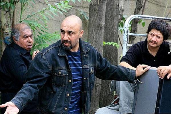 رضا عطاران، محمد بهرامی و علی صادقی