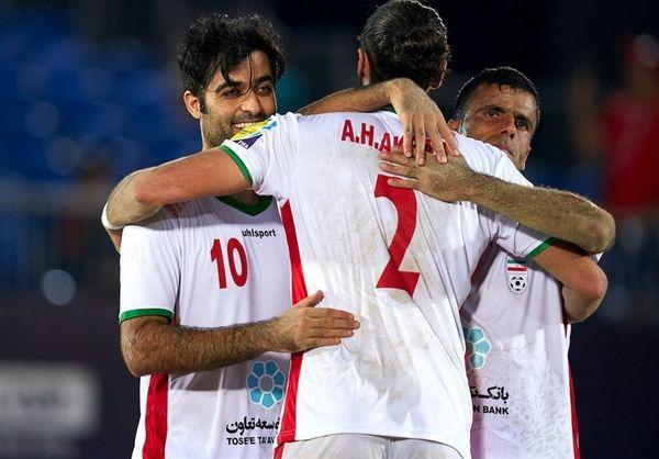 ایران با درهمکوبیدن اسپانیا قهرمان شد/ کسب جام با مربی ایرانی